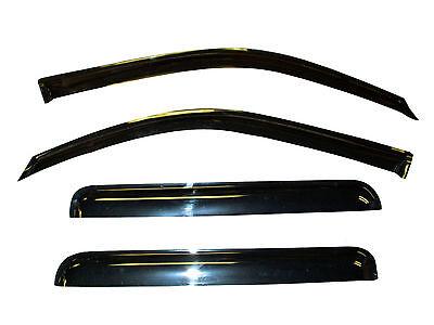 01_05 Ford Explorer Sport Trac vent window shades visor