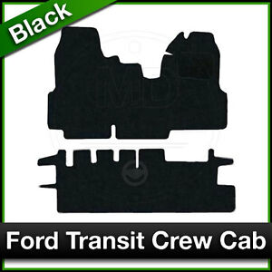 Tailored Fitted Carpet Mats Ford Transit Crew Cab 2006