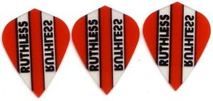 Ruthless-Extra-Strong-Dart-Flights-Red-Kite-Shape