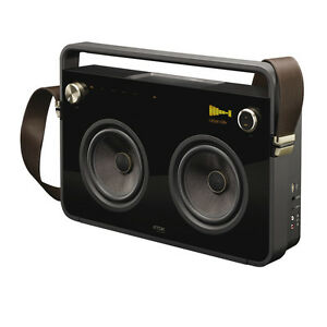 TDK-Life-on-Record-77000015402-2-Speaker-Boombox-Audio-System-for-iPhone-iPod