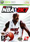 NBA 2K7 (Microsoft Xbox 360, 2006, DVD-Box)
