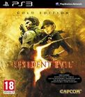 Resident Evil 5 -- Gold Edition (Sony PlayStation 3, 2010)