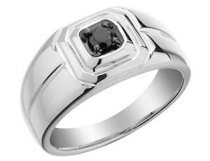 Your Guide to Buying Diamond Rings for Men