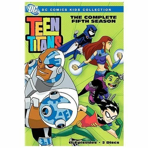 Teen Titans - The Complete Fifth Season Dvd, 2008 For -3111