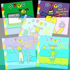 Todd Parr's Otto Bundle : Including: Otto Goes to School, Otto Goes to the Beach, Otto Goes to Bed, Otto Has a Birthday Party, and Otto Goes to Camp by Todd Parr (2009, Audio Recording Downloadable, Unabridged)
