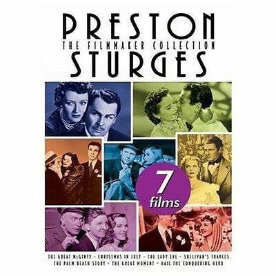 Preston Sturges - The Filmmaker Collection (Sullivan's Travels/The Lady Eve/The