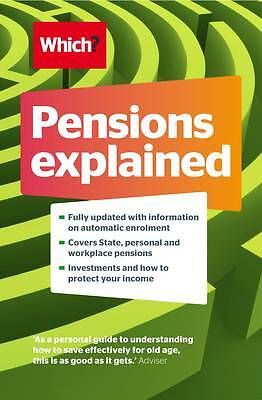 Pensions Explained: A Complete Guide to Saving for Your Retirement-ExLibrary