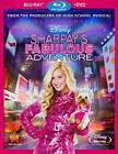 Sharpays Fabulous Adventure (Blu-ray/DVD, 2011, 2-Disc Set)