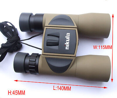 126m/1000m Hot 8 x 32 High-Definition Binoculars Telescope + Case Package