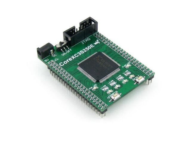 XC3S250E XILINX Spartan-3E FPGA Evaluation Development Core Board + XCF02S FLASH