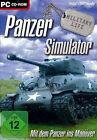 Panzer Simulator (PC, 2009, DVD-Box)