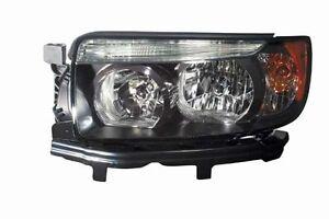 2007 2008 Subaru Forester New Left Driver Side Headlight