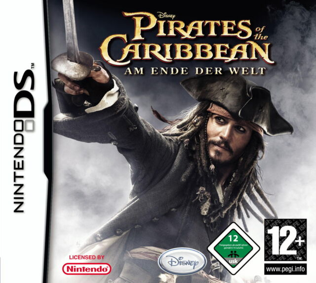 Pirates of the Caribbean: Am Ende der Welt (Nintendo DS)
