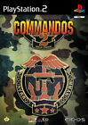 Commandos 2 - Men Of Courage (dt.) (Sony PlayStation 2, 2002, DVD-Box)