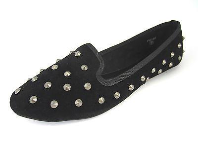 Spot on F8786 Damas Moda Zapatos, Tachonado Reino Unido 3X 7 (R8A)
