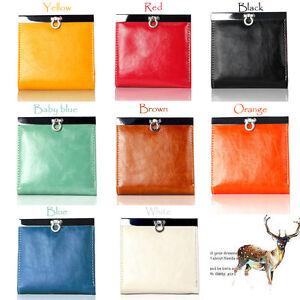 NWT-Lock-Lady-Pocket-Credit-Card-Purse-women-039-s-Clutch-Wallet-PU-Leather-Gift-Bag