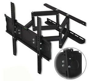 Cheetah-Mounts-Articulating-Mount-w-Motion-Swing-Out-Tilt-Swivel-amp-Dual-Arms