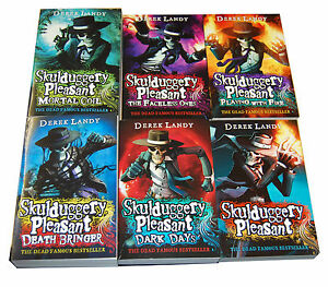 Derek-Landy-Skulduggery-Pleasant-6-Books-Collection-Playing-with-Fire-Game-Cards