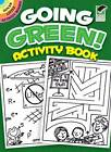 Going Green! Activity Book by Becky J. Radtke (Paperback, 2009)