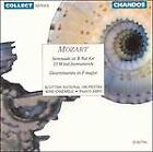 Wolfgang Amadeus Mozart - Mozart: Serenade in B flat for 13 Wind Instruments; Divertimento in F Major (1993)
