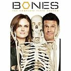 Bones: The Complete Fifth Season (DVD, 2010, 6-Disc Set)