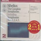 Jean Sibelius - Sibelius The Complete Symphonies (1995)