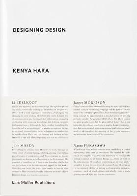 Designing Design, Kenya Hara, Good Book