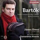 Bela Bartok - Bartók: Violin Concertos Nos. 1 and 2; Viola Concerto (2011)
