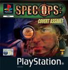 Spec Ops: Covert Assault (Sony PlayStation 1, 2003)