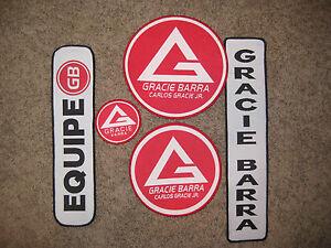 GRACIE-BARRA-5-PIECE-PATCH-KIT-BJJ-MMA-JIU-JITSU