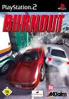 Burnout (Sony PlayStation 2, 2001, DVD-Box)