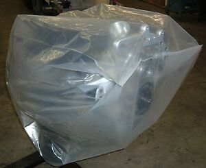 "Nitro Race Hemi Engine Storage Bags 54"" X 48"" 4 mil 4 per pack"