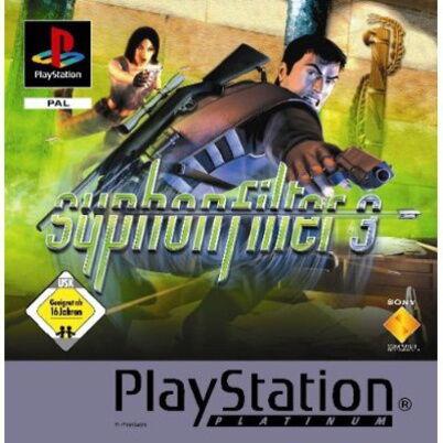 Syphon Filter 3 (Sony PlayStation 1, 2002)