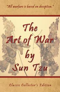 7491d2d68c1b Details about The Art of War by Sun Tzu - Classic Collector's Edition:  Includes the Classic Gi