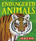 Endangered Animals: A Three-Dimensional Expanding Pocket Guide by Sarah Young (Hardback, 2013)