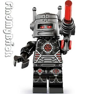 NEW-Lego-8833-Minifigure-Series-8-Evil-Robot-Brand-New-Not-Sealed-NEW