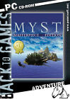 Myst - Masterpiece Edition (PC, 2002, DVD-Box)