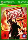 Tom Clancy's Rainbow Six: Vegas -- Classics (Microsoft Xbox 360, 2009, DVD-Box)
