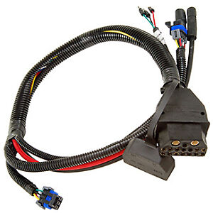 genuine meyer snow plow wiring harness part 22261 truck side e 60 ebay