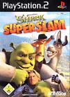 Shrek SuperSlam (Sony PlayStation 2, 2005, DVD-Box)