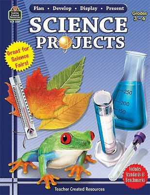 Plan-Develop-Display-Present Science Projects by Robert W. Smith, TCR paperback