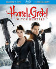 Hansel  Gretel: Witch Hunters (Blu-ray/DVD, 2013, 2-Disc Set, Unrated Includes Digital Copy UltraViolet)