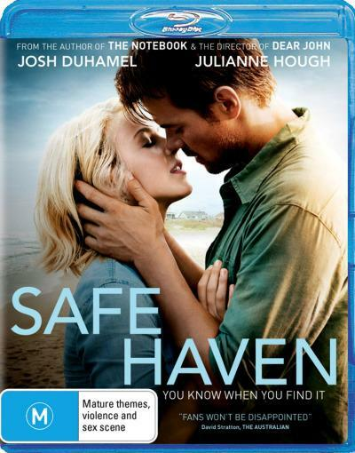 Safe Haven (Blu-ray, 2013)