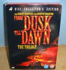From Dusk Till Dawn Trilogy (DVD, 2002, 4-Disc Set)