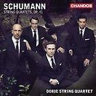 Robert Schumann - Schumann: String Quartets, Op. 41 (2011)