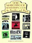 930 Matchbook Advertising Cuts of the Twenties and Thirties by Trina Robbins (Paperback, 1997)
