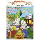 Max and Ruby - Afternoons with Max and Ruby/Party Time with Max and Ruby (DVD, 2012, 2-Disc Set)