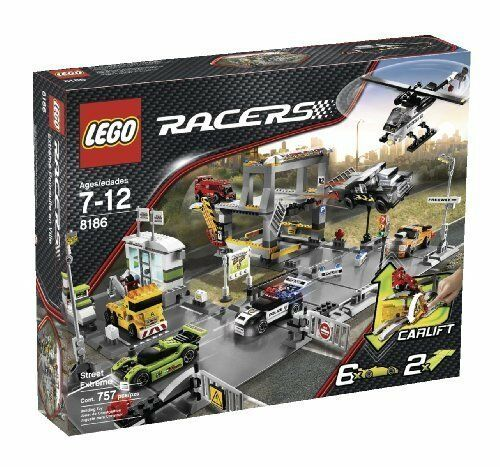 NEW Lego RACERS Street Extreme SEALD