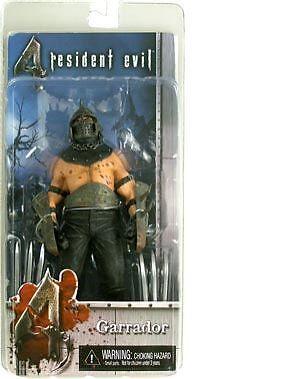 Neca resident evil 4, reihe 2 action - figur garrador