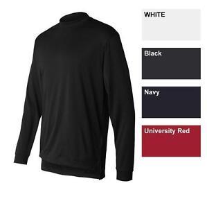 ADIDAS-GOLF-Climalite-Tech-Mens-S-2XL-Long-Sleeve-dri-fit-Mock-Neck-Shirts-a104